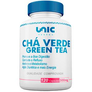 chá verde- Remédios para emagrecer natural
