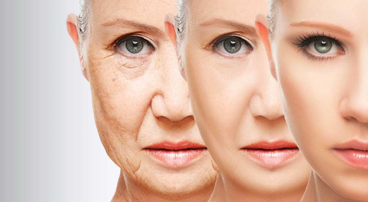 Reverter Envelhecimento