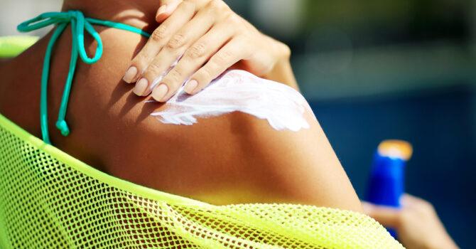 Pesquisa Prova Que Usar Protetor Solar Não Interfere Na Vitamina D