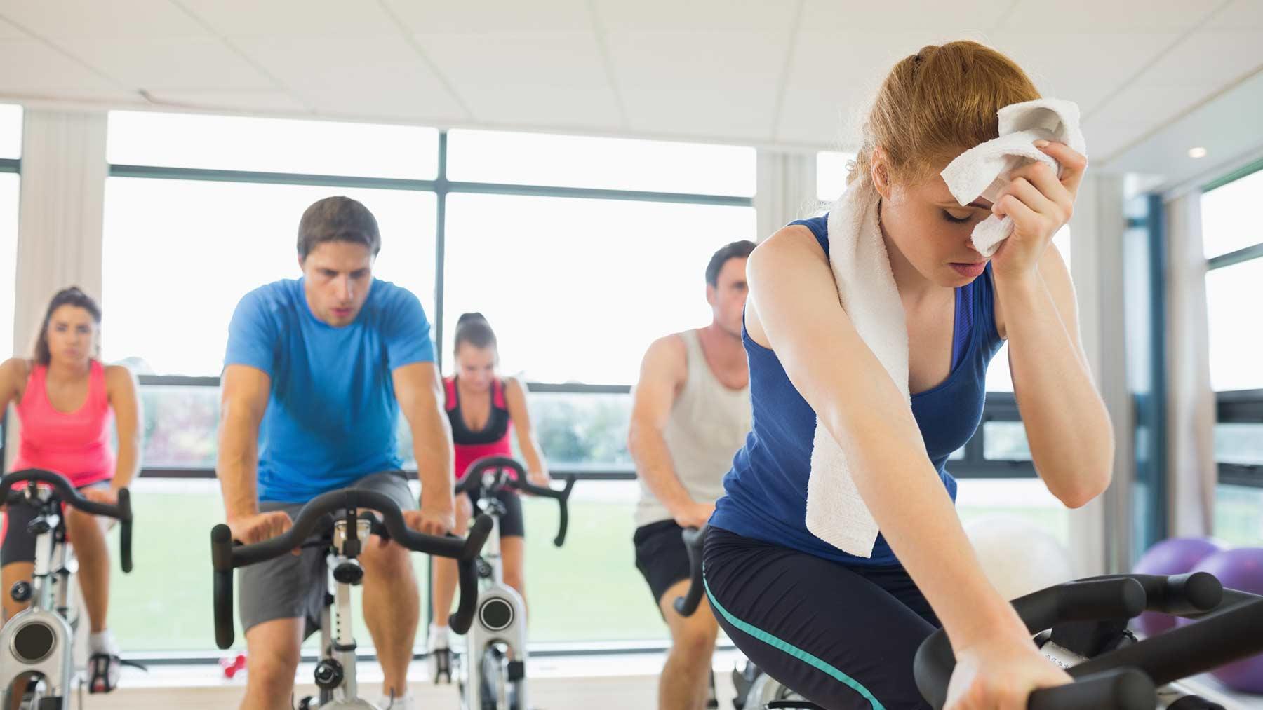 6 Condições Físicas Em Que Você Não Deve Ir à Academia