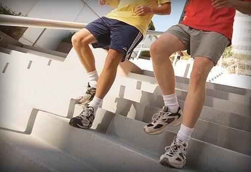 Veja Como Subir Escadas Emagrece E Dá Condicionamento Físico