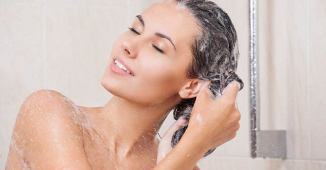 Você Sabe Lavar Corretamente O Cabelo?