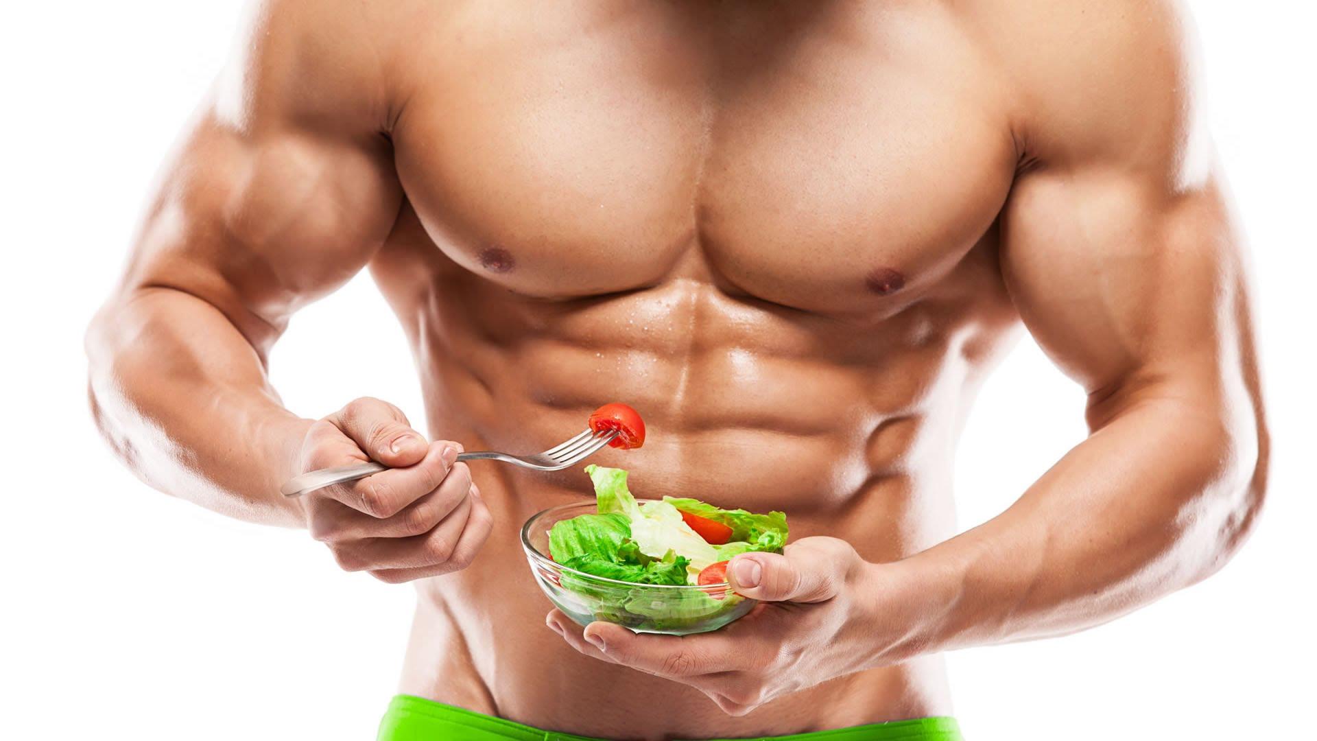 Dieta Musculos