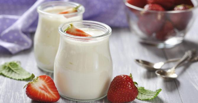 Iogurtes Têm Papel De Destaque Em Cardápio Saudável