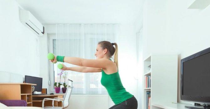 Melhores Exercícios Para Perder Peso Sem Ir à Academia