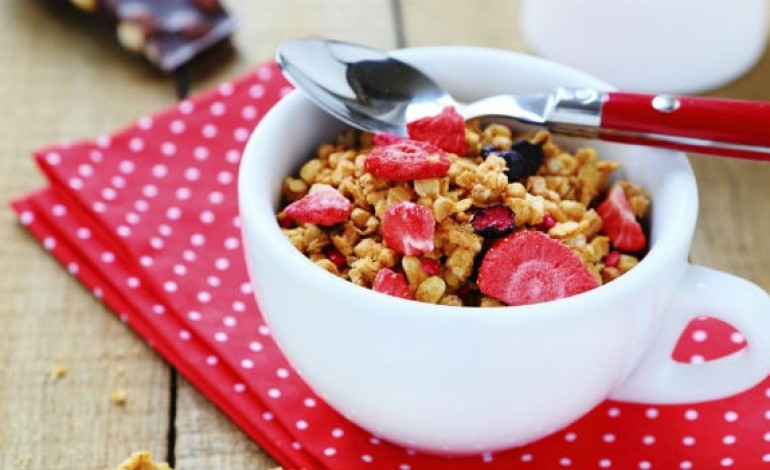 Granola No Cafe Emagrece 1 770×470
