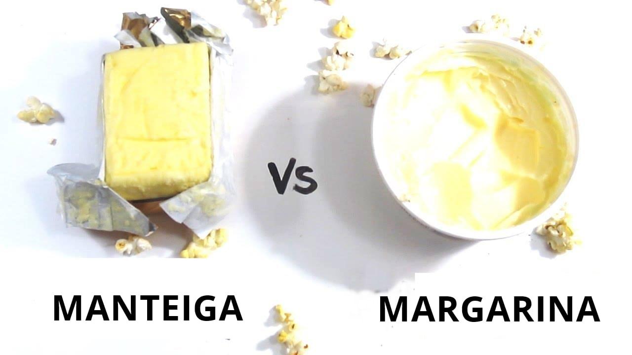 Manteiga Ou Margarina 3