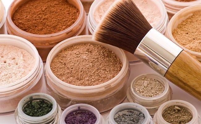Maquiagem Mineral Dura Mais E Controla Oleosidade