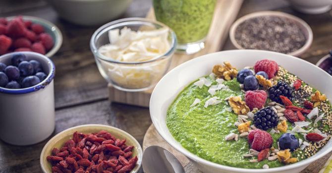 Entenda O Efeito Antioxidante Das Dietas