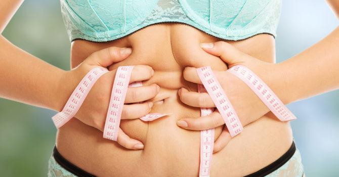 Gordura Na Barriga Não é Um Problema Só Estético
