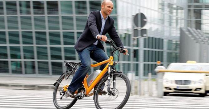 Por Que Bicicletas Elétricas Também São Boas Para A Saúde?
