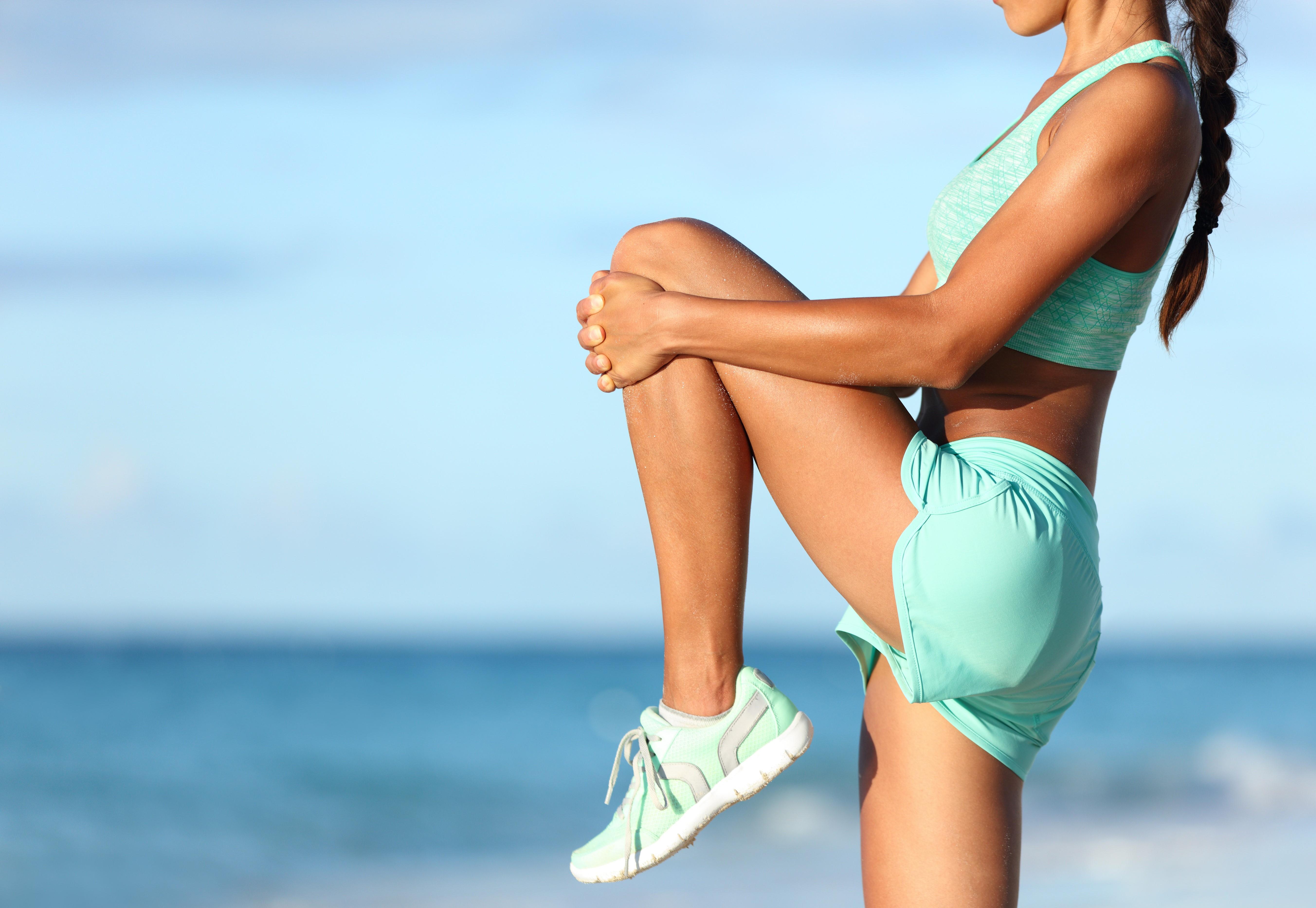 O Que Fazer Após Uma Distensão Muscular?