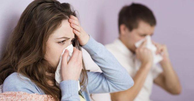 Alimentação Contra Os Sintomas Da Gripe