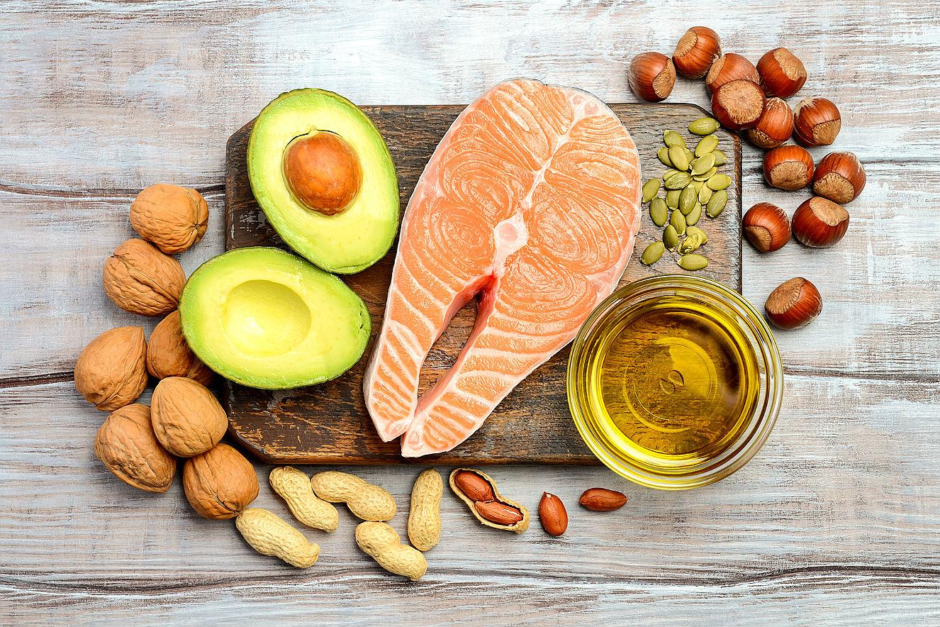 Alimentos Gordura Boa