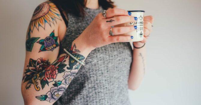 Tire 10 Dúvidas Sobre Tatuagem