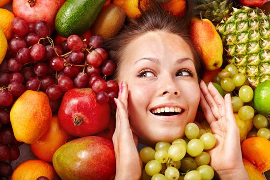 Alimentação Equilibrada Ajuda A Combater Envelhecimento Da Pele