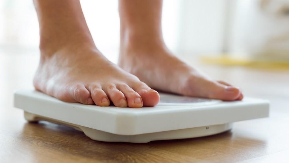 Balança Peso Alimentaçao