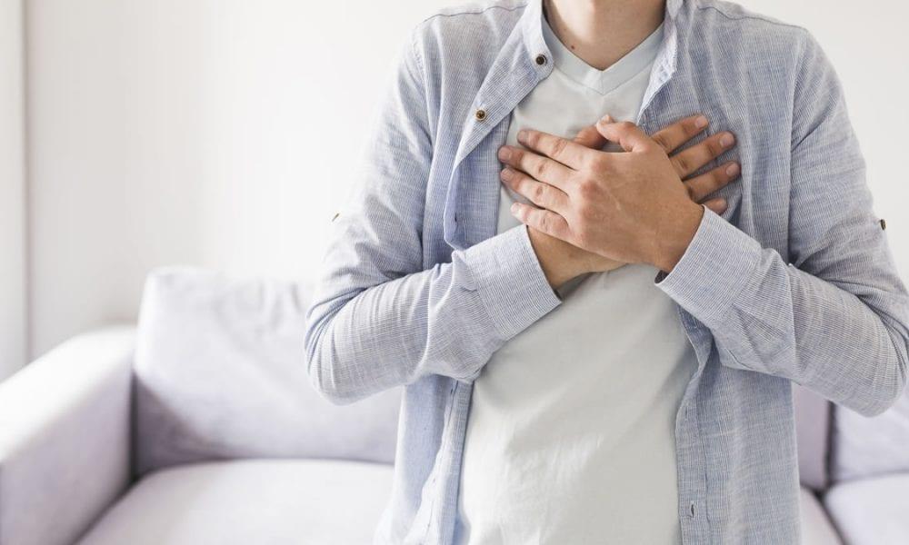 Como Identificar Possiveis Causas De Dor No Peito