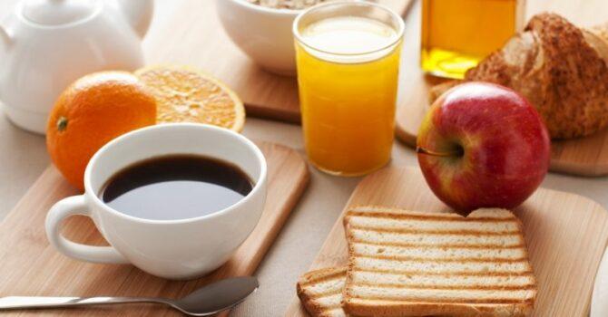 Entenda A Importância Do Café Da Manhã