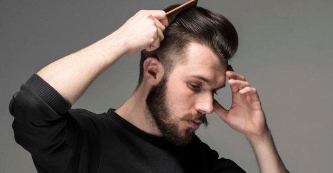 Pomada Ou Gel? Penteado Masculino Ganha Estilo Com As Duas Opções