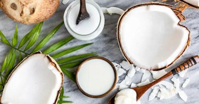 Inclua O óleo De Coco Na Dieta