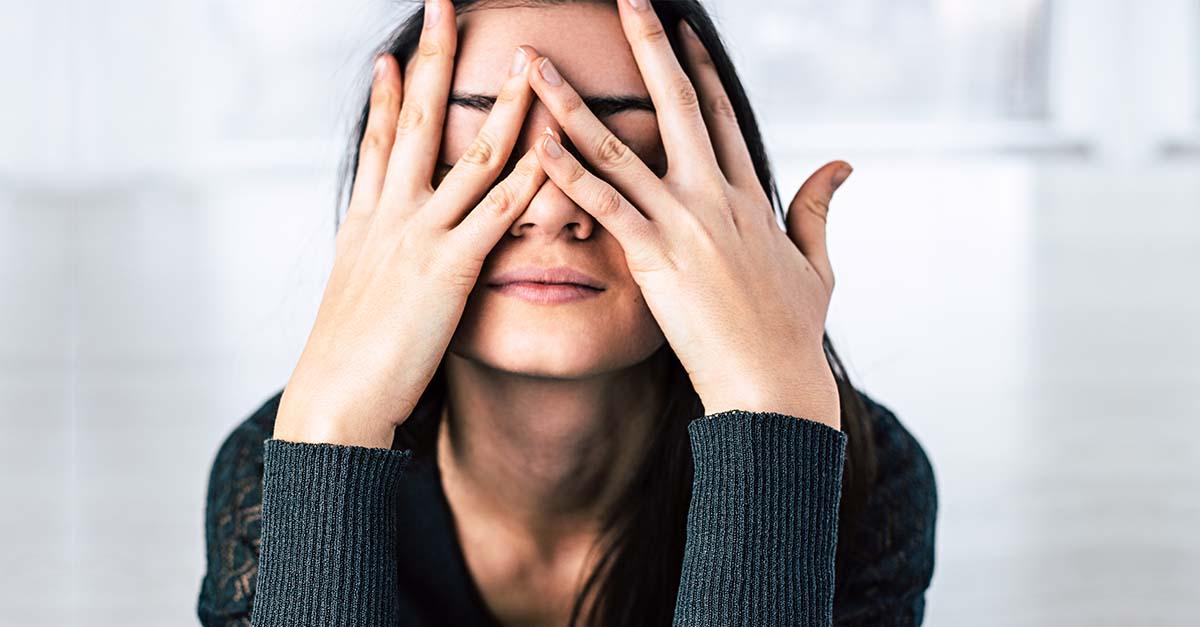 Descubra Como O Estresse Pode Afetar Sua Beleza