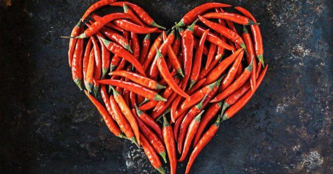 Pimenta Protege O Coração E Ajuda A Dieta