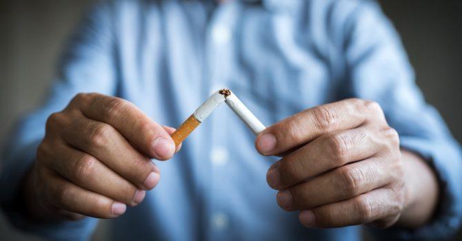 Os Primeiros Males Do Cigarro