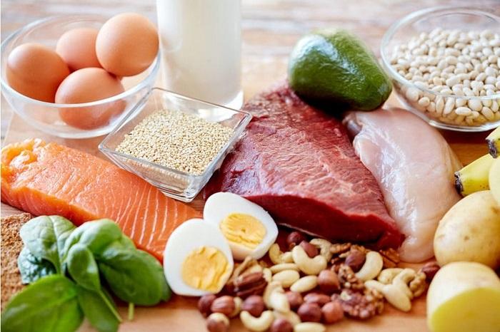 Vitamina Complexo B Alimentos