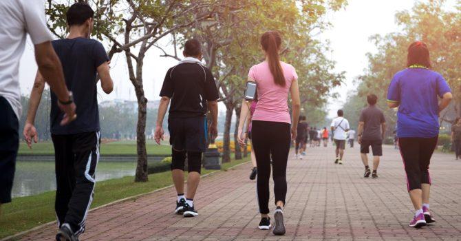 4 Vantagens De Praticar Caminhada Todos Os Dias