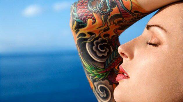 Preste Atenção Nos Cuidados Depois Da Tatuagem