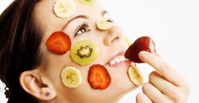 Barre O Envelhecimento Ingerindo Alimentos Que Previnem As Rugas