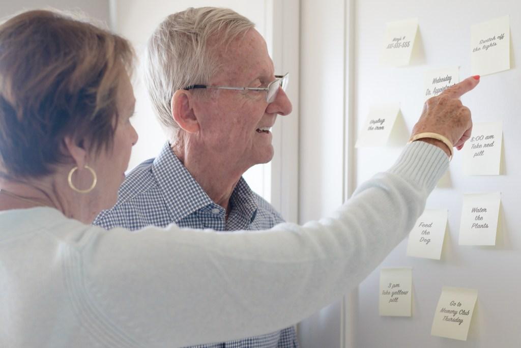 Alzheimer: Vivendo Com A Doença