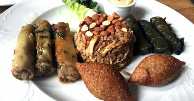 Comida árabe Contribui Para O Sucesso Da Dieta