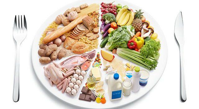 Alimentação Variada é Um Dos Segredos De Uma Vida Saudável