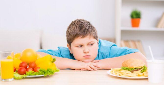Como Combater A Obesidade Infantil