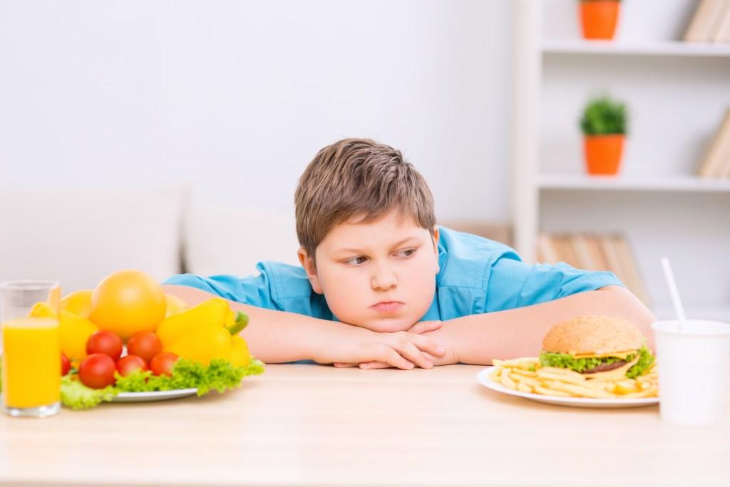 Como Combater Obesidade Infantil