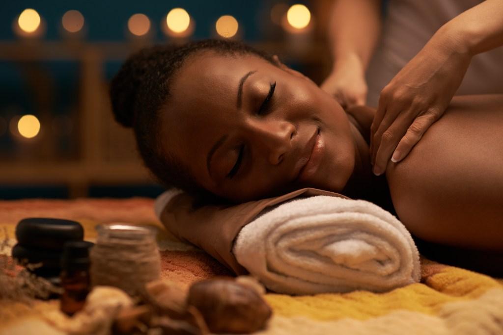 Massagem Faz Bem Pra Saúde