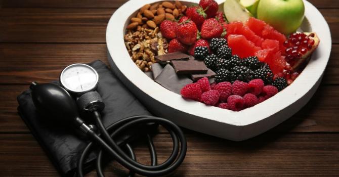 Frutas Vermelhas Podem Prevenir Hipertensão Arterial