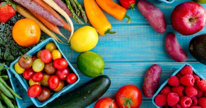 Comer Frutas E Verduras Melhora O Bem-estar Mental