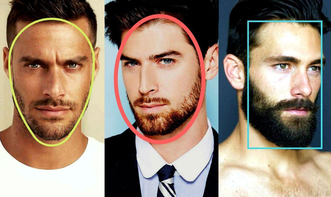 Homem No Espelho O Estilo De Barba Ideal Para Cada Formato De Rosto Tipos De Barbas