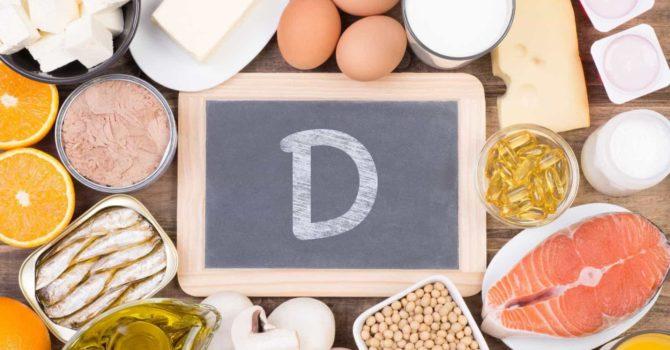 7 Alimentos Com Vitamina D
