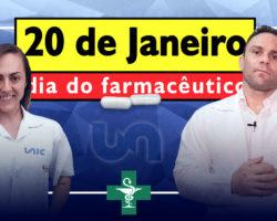 Dia Do Farmacêutico – Mário Mattiacci E Elaine Vitta Ressaltam A Importância Da Profissão