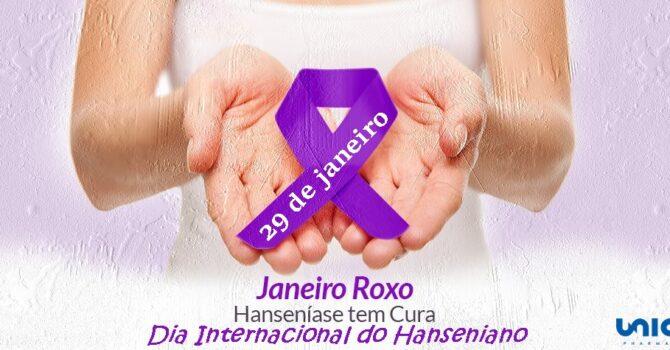 Janeiro Roxo – Dia Internacional Do Hanseniano: Doença Atinge 30 Mil Brasileiros Anualmente