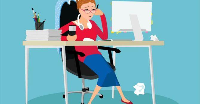 Como Deixar De Ser Sedentário No Trabalho?