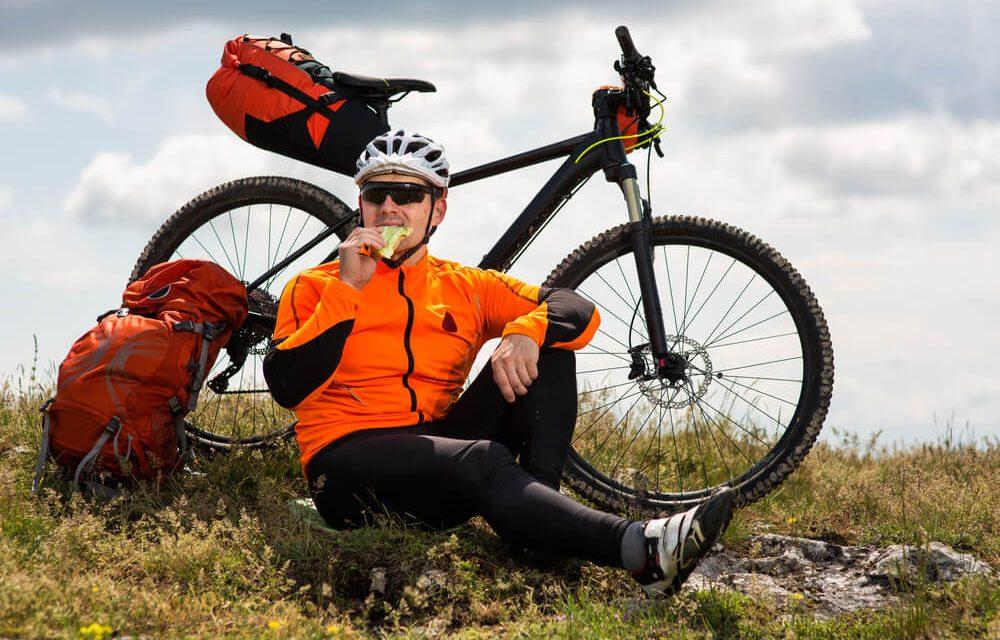 O Que Comem Os Ciclistas Profissionais?