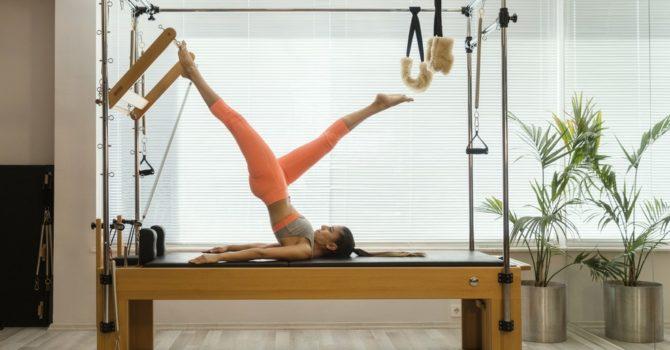 Pilates Fortalece Os Músculos Do Assoalho Pélvico