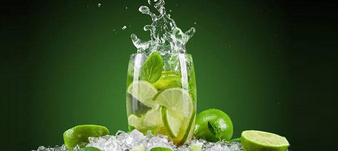 Água Com Limão é Benéfico Para Saúde