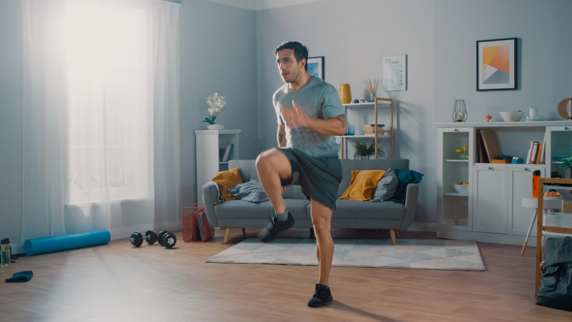 Atividade Física Pode Aumentar Seus Níveis De Energia