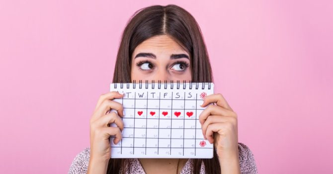 Menstruação Atrasou? Conheça 5 Causas
